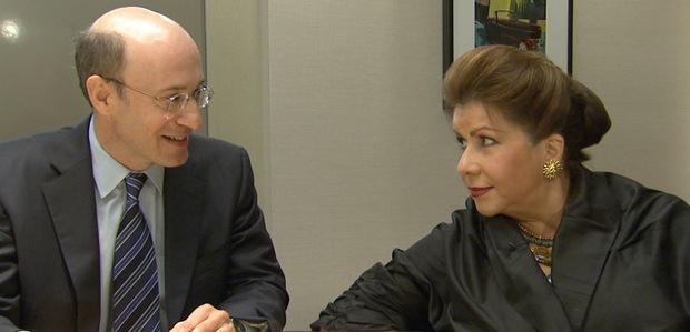 Rogoff y Reinhart: La recesión es inminente y será seria