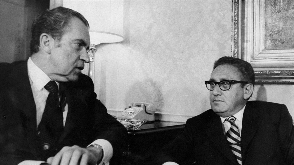 Kissinger y Nixon | El Cohete a la Luna